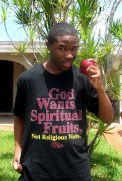 God Wants Spiritual Fruit, Not Religious Nuts