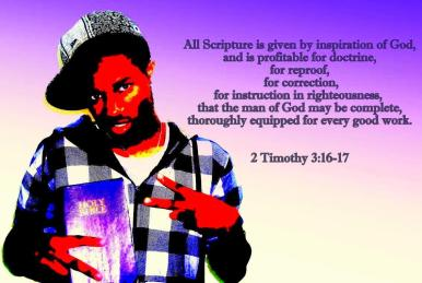 1 Timothy 3:16-17