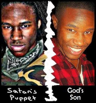Satan's Puppet vs. God's Son